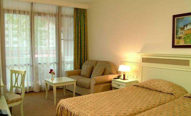 Park Hotel Royal Helena Palace - dbl room garden/pool view (sgl use)